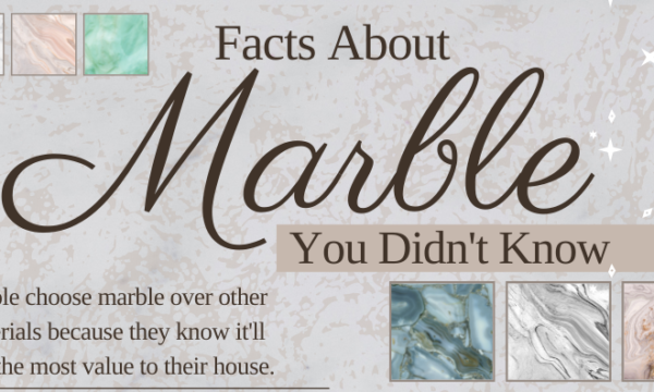 Facts About Marble You Did Not Know